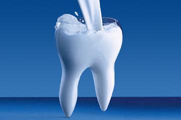 El flúor y el calcio para nuestros dientes