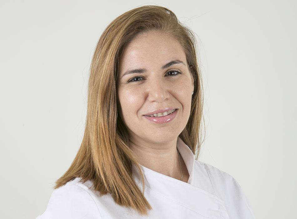 Nuria Pancorbo-Higienista bucodental