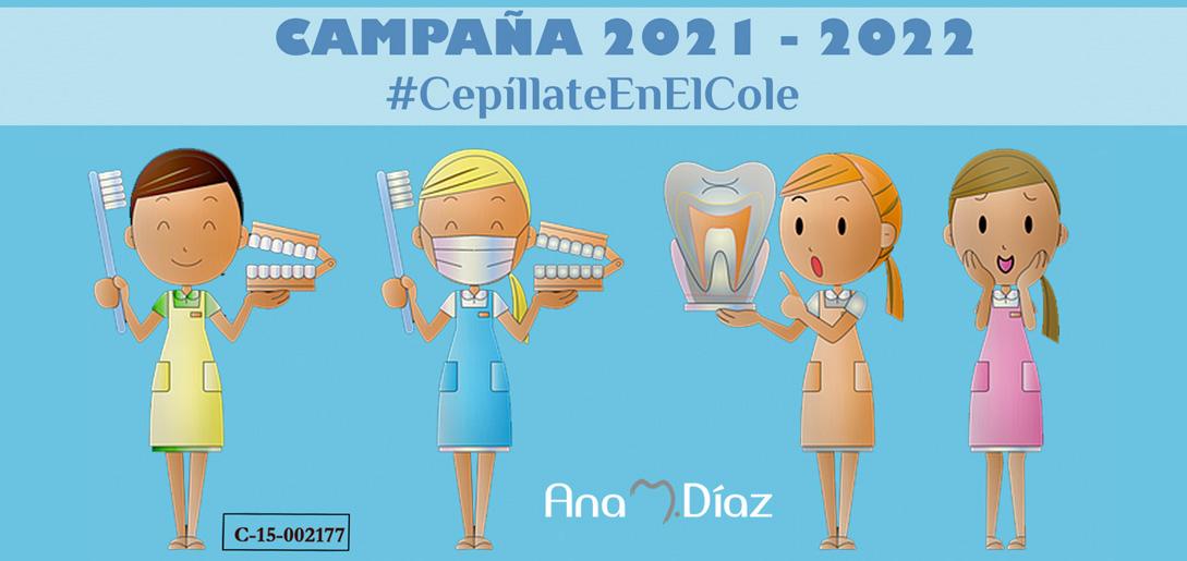 Vuelve la campaña #CepíllateEnElCole